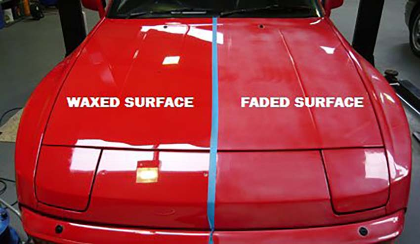Waxing your car the right way